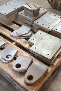 Mild Steel - Building Plates